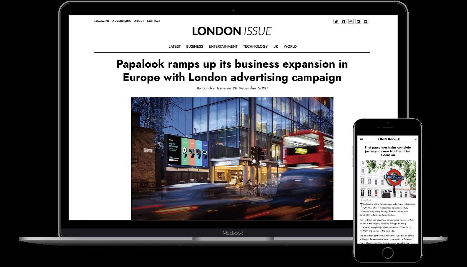 London-press-release-distribution-service