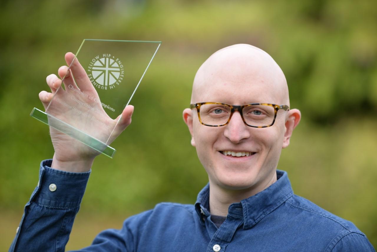 Inpulse founder Devon Lewis AI startup