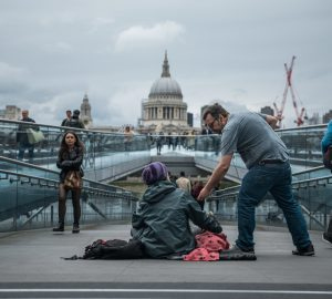 London-homeless-fundraising