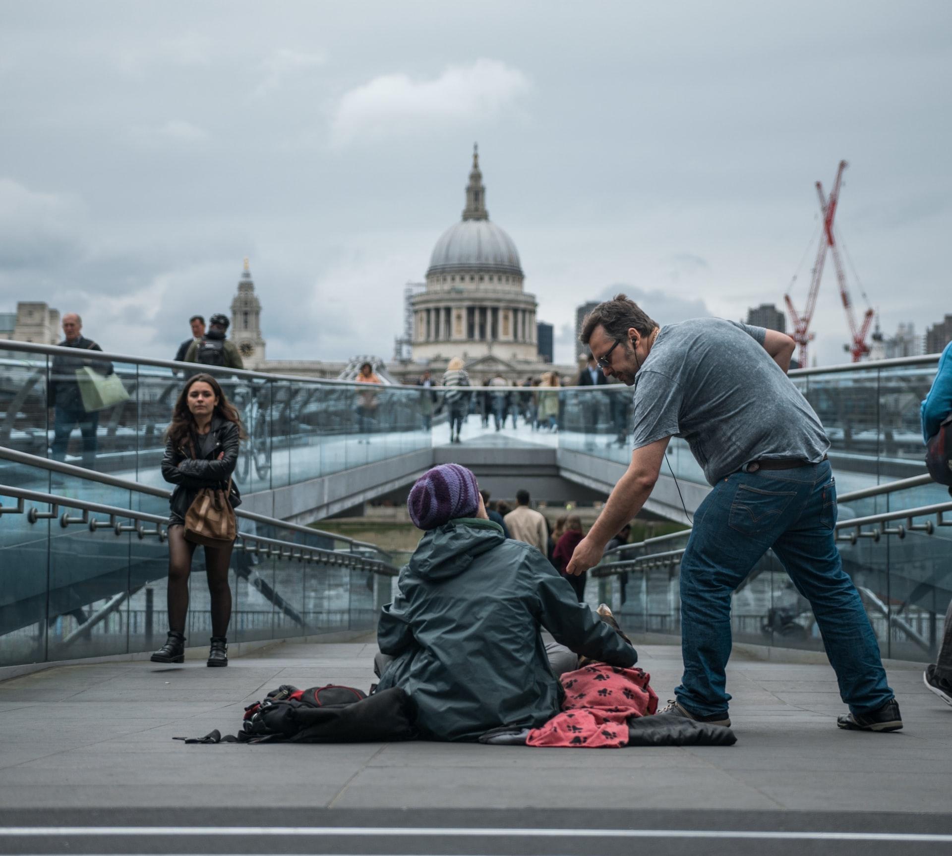 London-homeless-fundraising