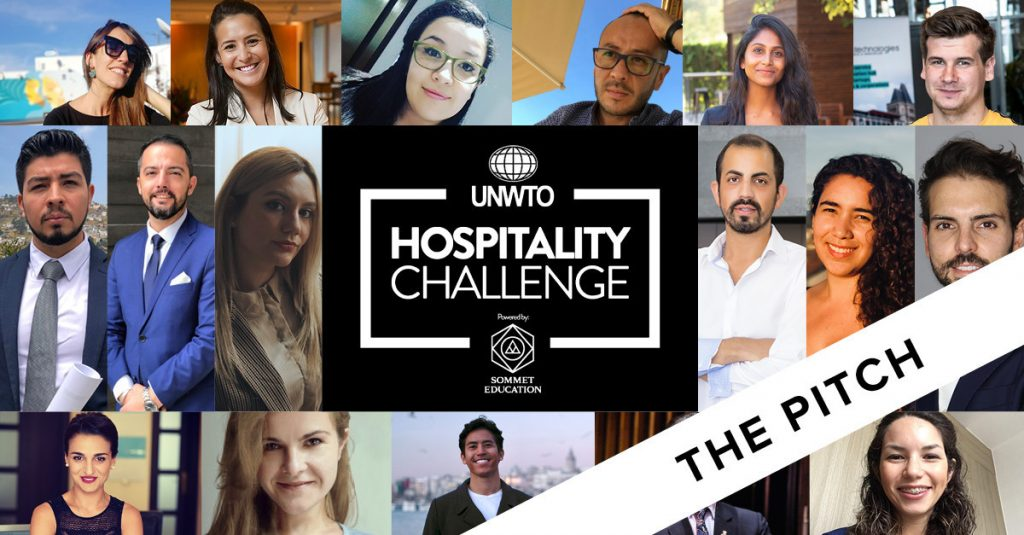 Sommet Education UNWTO Hospitality Challenge