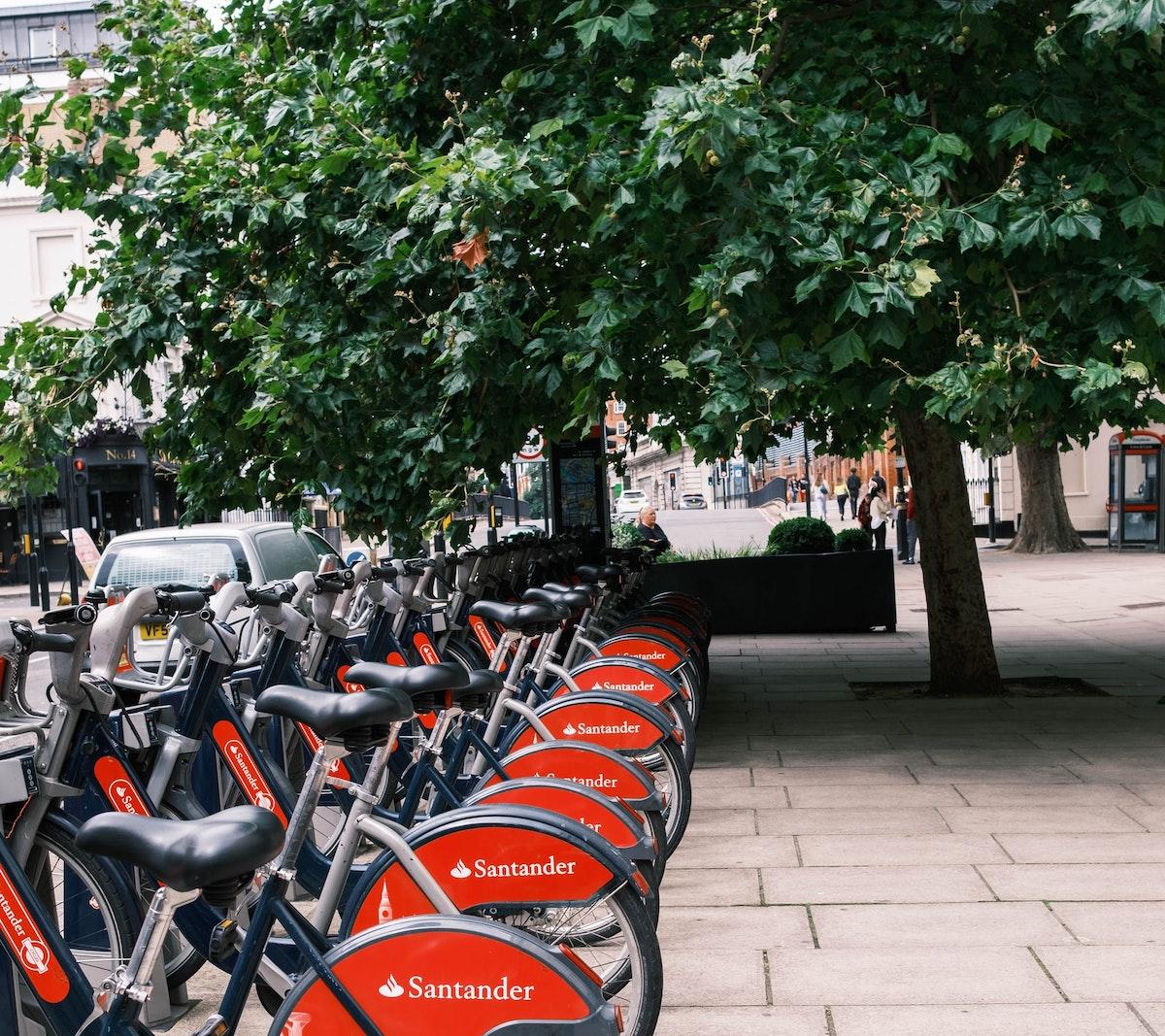 Santander-Cycles-London